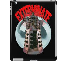 Exterminate - Dalek iPad Case/Skin