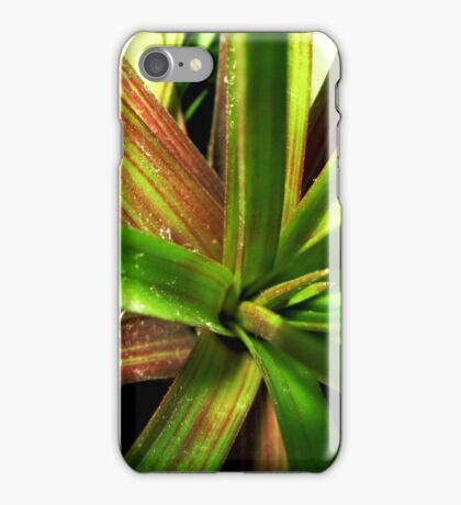 Lost in the jungle iPhone Case/Skin