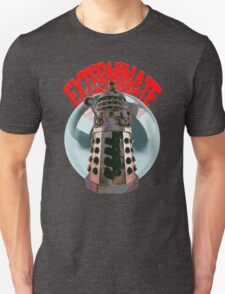 Exterminate - Dalek T-Shirt