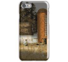 Empty Barnyard iPhone Case/Skin
