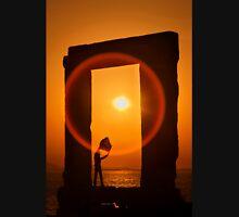Gate of the Winds - Portara, Naxos island Unisex T-Shirt