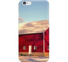 Newell Barn iPhone Case/Skin