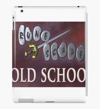 Runescape Oldscool iPad Case/Skin