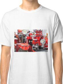 Vintage Firetruck Classic T-Shirt