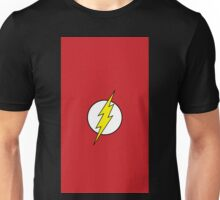 Flash Symbol Minimalist Unisex T-Shirt
