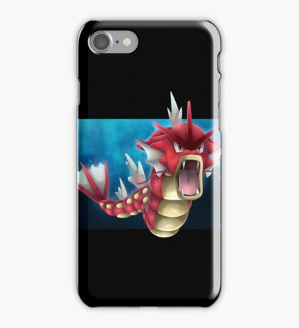 Shiny Gyarados iPhone Case/Skin