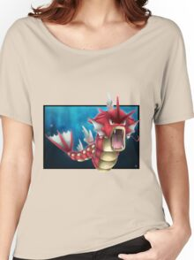Shiny Gyarados Women's Relaxed Fit T-Shirt