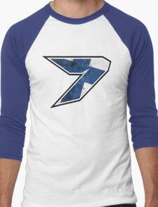 7 - Kimi Raikkonen, Finland Men's Baseball ¾ T-Shirt