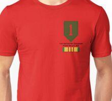 1st Infantry Vietnam Unisex T-Shirt