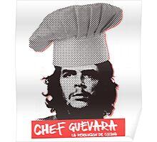 Chef Guevara Poster