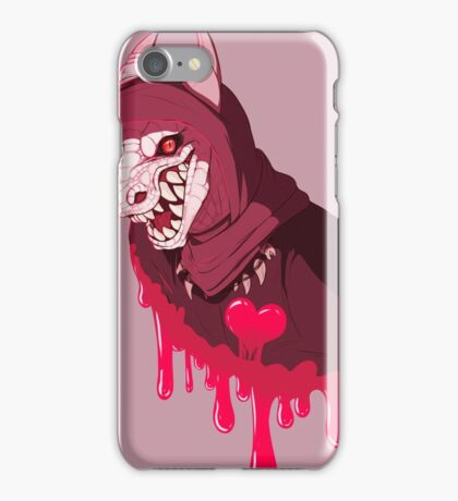 Eat Your Heart Out iPhone Case/Skin