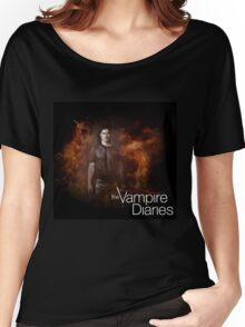 TVD - Damon Women's Relaxed Fit T-Shirt