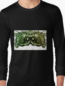 Technica Creature [Digital Illustration] Long Sleeve T-Shirt