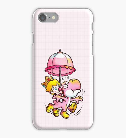 Baby Peach & Yoshi iPhone Case/Skin