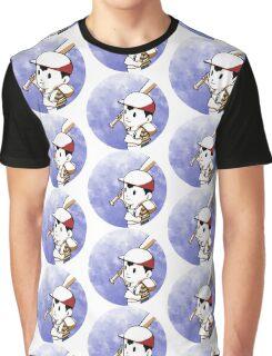 Ness Graphic T-Shirt