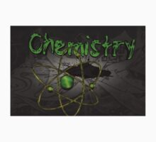 Famous humourous quotes series: Chemistry Graffiti with atom Baby Tee