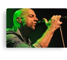 Daughtry Canvas Print