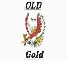 #OldButGold Ho-oH swaggy picture Kids Tee