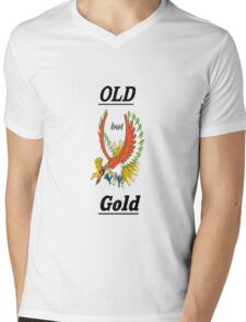 #OldButGold Ho-oH swaggy picture Mens V-Neck T-Shirt