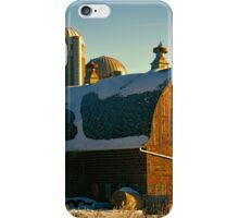 Retired Dairy Barn iPhone Case/Skin