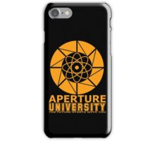 Aperture University iPhone Case/Skin
