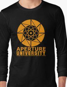 Aperture University Long Sleeve T-Shirt