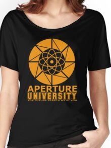Aperture University Women's Relaxed Fit T-Shirt