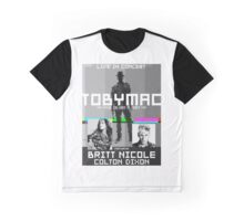 This Is Not A Test tobyMac Tour AMR (5)e Graphic T-Shirt