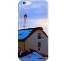 Sunrise On The Farm iPhone Case/Skin