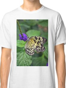 Black and yellow butterfly Classic T-Shirt