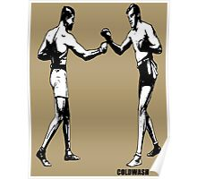 VINTAGE BOXERS Poster