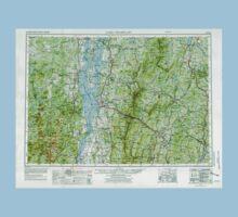 New York NY Lake Champlain 130042 1962 250000 Baby Tee