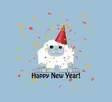 Happy New Year Yeti Unisex T-Shirt