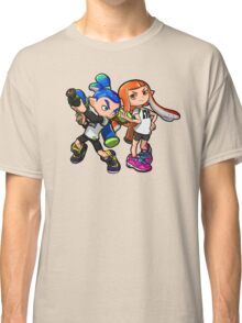Inkling Boy and Girl Classic T-Shirt