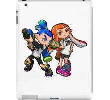 Inkling Boy and Girl iPad Case/Skin