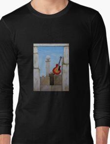 Rock Guitar Les Paul Long Sleeve T-Shirt