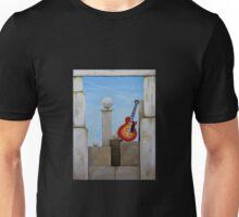 Rock Guitar Les Paul Unisex T-Shirt