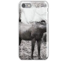 On the farm iPhone Case/Skin