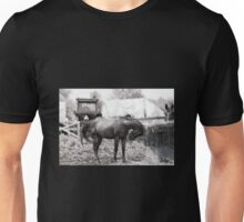 On the farm Unisex T-Shirt