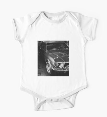Mustang One Piece - Short Sleeve