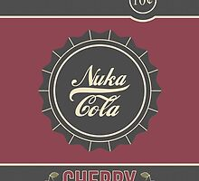 Nuka Cola Cherry by SOWSEEGG