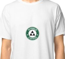 Hyrule Coffee Classic T-Shirt