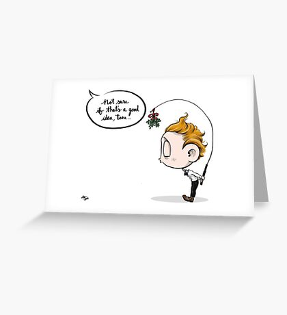 Little Hiddles vol.4 - December Greeting Card