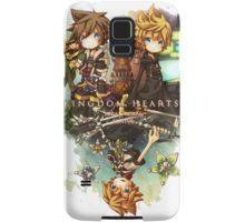 Kingdom hearts Samsung Galaxy Case/Skin