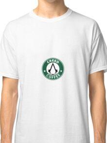 Creed Coffe  Classic T-Shirt