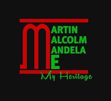 Martin Malcom Mandela Me Hoodie