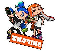 Team Inkling by LauryQuinn