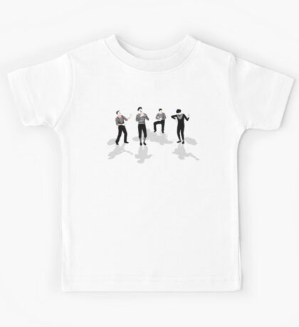 Pantomime Band Kids Tee