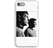 Star Trek Spock&Kirk iPhone Case/Skin