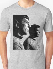 Star Trek Spock&Kirk Unisex T-Shirt
